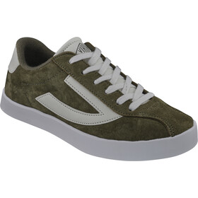 Viking Footwear Retro Trim Sko, olive/eggshell